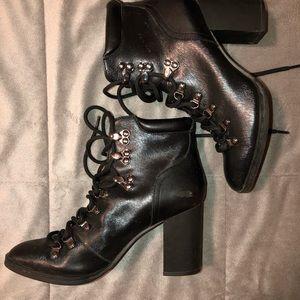 Calvin Klein Shoes - Calvin Klein PVC booties